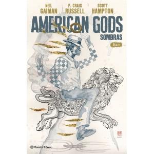 American Gods: Sombras nº 05