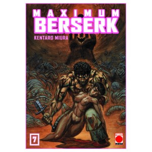 Berserk Maximum nº 07