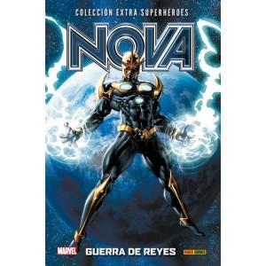 Colección extra superhéroes nº 77. Nova nº 03