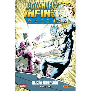 Héroes Marvel - Colección Jim Starlin nº 06