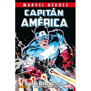 Marvel Héroes nº 88. Capitán América de Mark Gruenwald nº 01