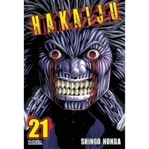 Hakaiju nº 21