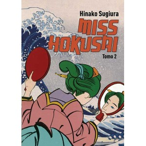 Miss Hokusai nº 02