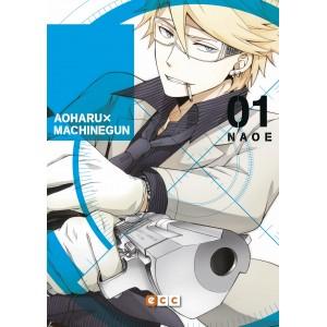 Aoharu x Machinegun nº 01