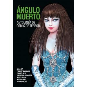 Angulo muerto: Antología de cómic de terror