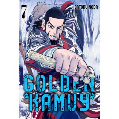 Golden Kamuy nº 07
