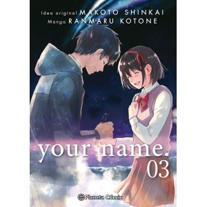 your name. nº 03
