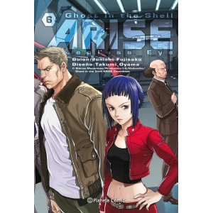 Ghost in the Shell - Arise: Sleepless Eye nº 06