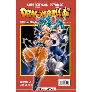 Dragon Ball Serie Roja nº 221