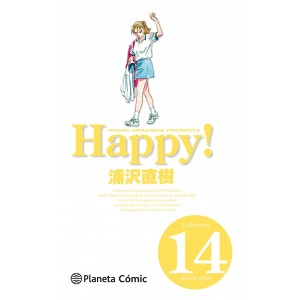 Happy! nº 14