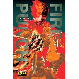 Fire Punch nº 04
