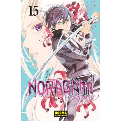 Noragami nº 15