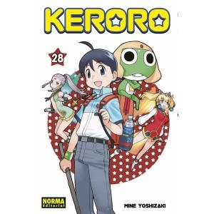Keroro nº 28