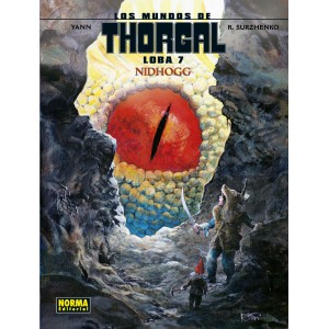 Los Mundos de Thorgal. Loba nº 07. Nidhogg