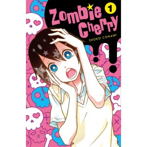 Zombie Cherry nº 01