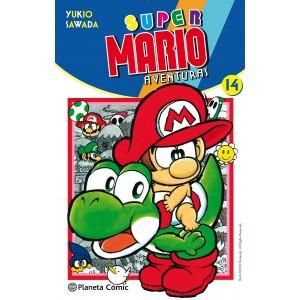Super Mario Aventuras nº 14
