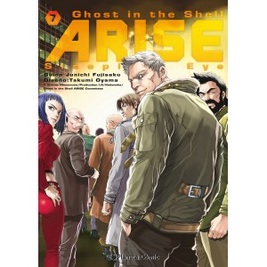 Ghost in the Shell - Arise: Sleepless Eye nº 07