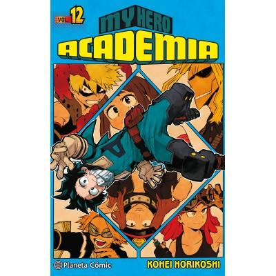 My Hero Academia nº 12