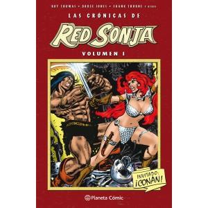 Crónicas de Red Sonja nº 01