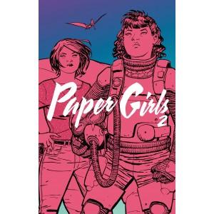 Paper Girls nº 02 (Tomo)