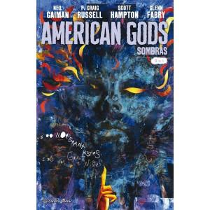 American Gods: Sombras nº 08
