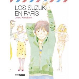 Los Suzuki en París