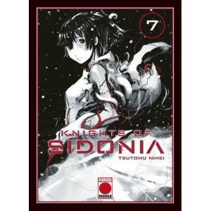 Knights of Sidonia nº 07