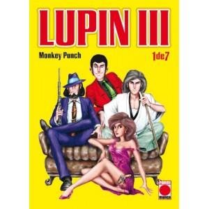 Lupin III nº 01
