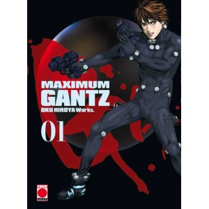 Gantz Maximum nº 01