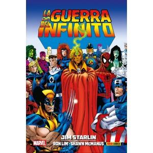 Héroes Marvel - Colección Jim Starlin nº 07