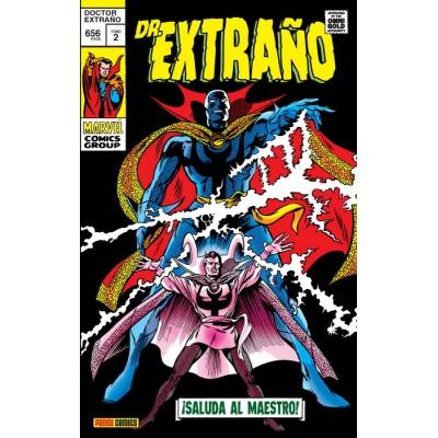 Marvel Gold. Doctor Extraño nº 02