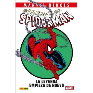 Marvel Héroes nº 89. El asombroso Spiderman: La leyenda empieza de nuevo