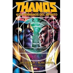 OGN. Thanos: Los hermanos del infinito
