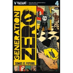 Generation Zero nº 04