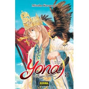 Yona, princesa del amanecer nº 08