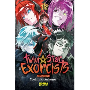 Twin Star Exorcists: Onmyouji nº 13