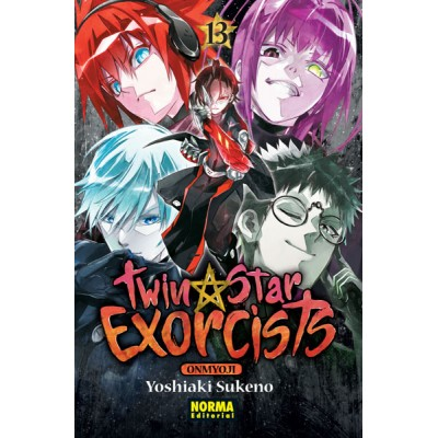 Twin Star Exorcists: Onmyouji nº 13