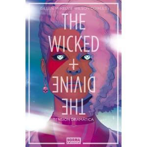 The Wicked + The Divine nº 04. Tensión dramática