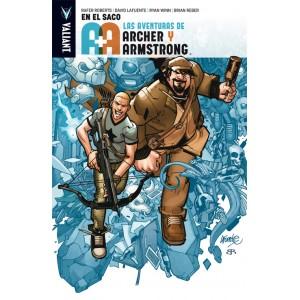 Las aventuras de Archer y Armstrong nº 01
