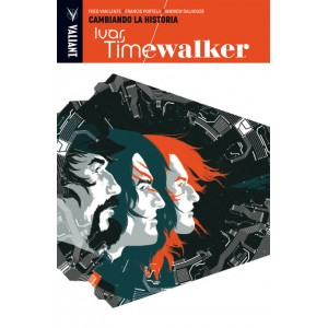 Ivar Timewalker nº 02