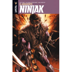 Ninjak nº 01