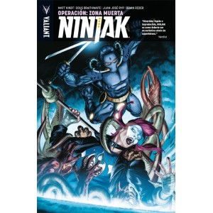 Ninjak nº 03