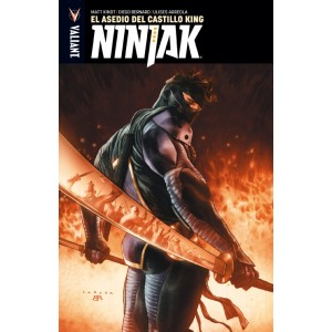 Ninjak nº 04