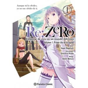 Re:Zero nº 01 (Manga)