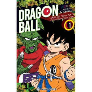 Dragon Ball Color Piccolo nº 01