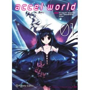 Accel World nº 01