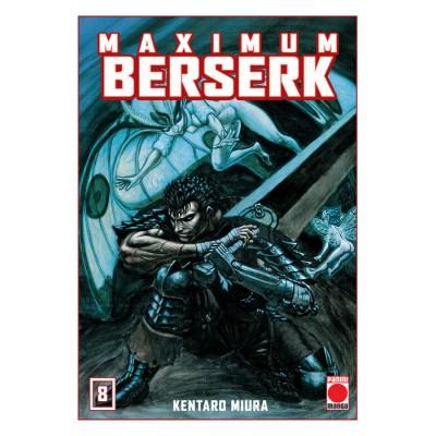 Berserk Maximum nº 08