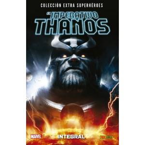 Colección extra superhéroes nº 78. El imperativo Thanos