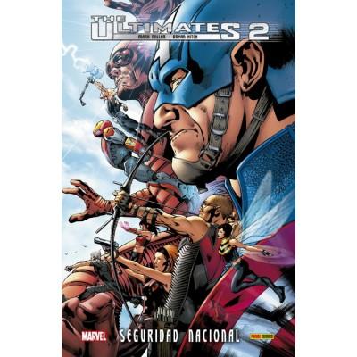 Marvel Integral. The Ultimates nº 02