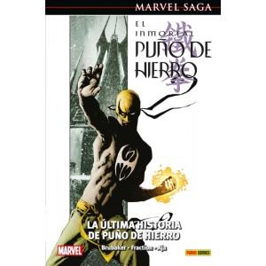 Marvel Saga nº 62. El inmortal Puño de Hierro nº 01